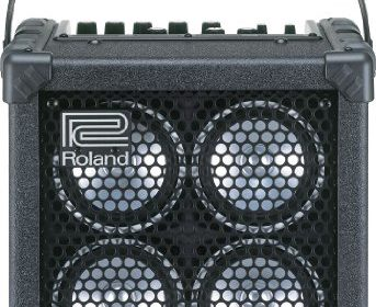 roland micro cube bass rx battery powered bass combo amp guitar amp store. Black Bedroom Furniture Sets. Home Design Ideas